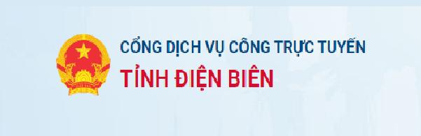 Cổng dịch vụ công trực tuyến tỉnh Điện Biên